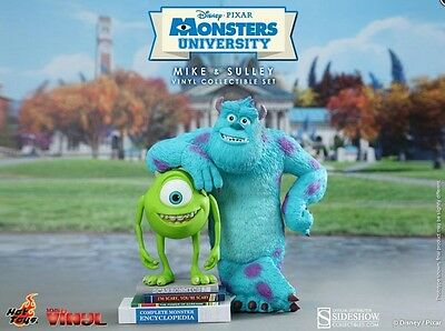 Hot Toys Monsters University - Mike & Sulley 9