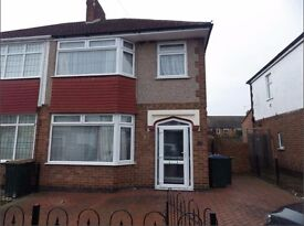 4 Bed House £700 !!! close to Coventry University and Train station