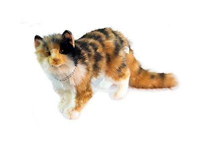 Hansa Toys Tabby Cat Betty Alamo 6966 Plush Stuffed Animal Toy Gift Decor Prop