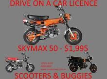 SKYMAX 50 DRIVE ON A CAR LICENCE Wangara Wanneroo Area Preview