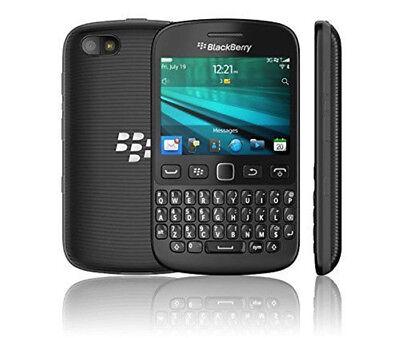 Brand Original BlackBerry 9720 - Black (Unlocked) Smartphone QWERTY GSM WIFI