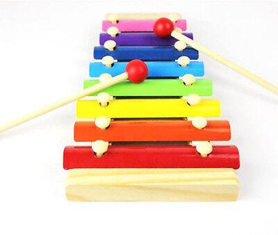Baby Kids Musical Toys Xylophone Wisdom Child Development Wooden Instrument Toy