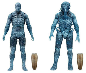 Prometheus-Engineer-Holografie-Actionfigur-NECA-Deluxe-20-cm-neu-amp-OVP-Alien