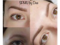 Microblading, Micro Ombre and Ombre look brows SPMU by Dee