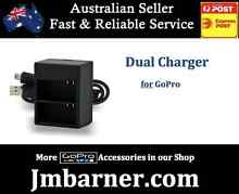 Charger Battery Dual for GoPro Hero 3 / 3+ / 4 - spare charge Yeronga Brisbane South West Preview