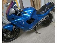 Suzuki Gsxf 400 Gsxr bandit
