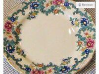 Royal Cauldon Tea Plates