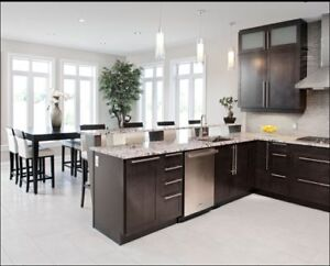 **SPECIAL DESIGNED KITCHEN AND BATH CABINETRY**