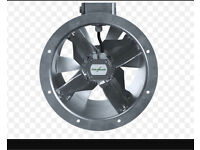 Flackt woods reconditioned fans