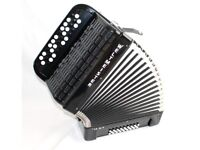 Weltmeister FB26K free bass chromatic accordion