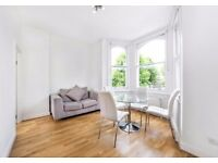 STUNNING 1 BED 1 BATH, 2ND FLR APARTMENT WITH LARGE BAY WINDOWS IN Chippingham Road, Maida Vale