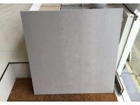 Grey Porcelain Tiles 43 Sq Meters 60x60cm or 60x30cm