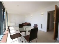 LOVELY 2 BEDROOM FLAT WITH BALCONY, FURNISHED IN NEUTRON TOWER 6, BLACKWALL WAY London, Middlesex