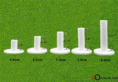 Golf Tees Rubber For Driving Range Practice Mats Value 5 Pack Different Sizes US Golf Tee Mats