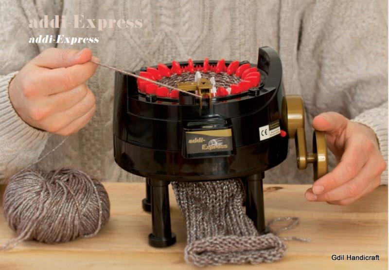 Машинка для вязания дома 177