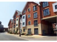 2 double bedroom, 2 bathroom apartment with secure parking for sale