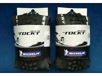 Michelin Wild Rock'R MTB Tyres