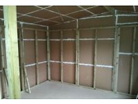 Soundproofing Boards (36dB resistance) 15mm x 1200mm x 800mm