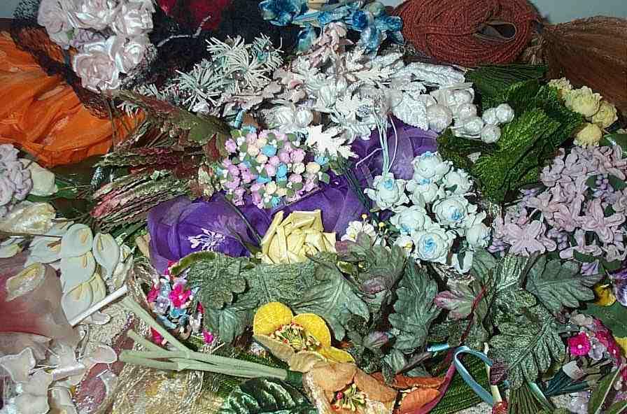 Vintage Millinery Flowers Shoppe