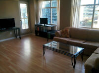 Room for rent in 2 bed 1 bath condo near Bloor and Church