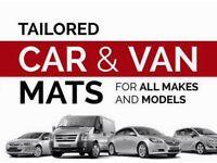 Exact fit car mats