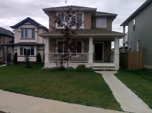 Only 3 yrs new,3+1 Bedroom 4 Bath Detached for Sale in Edmonton
