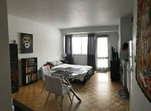 1.5 Studio, Outremont/Plateau Mont-Royal - Lease Transfer
