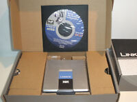 Genuine Cisco Linksys PAP2T-NA Voip Adapter New & Unlocked.