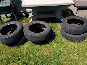 6 used 195 65 r15 all season tires