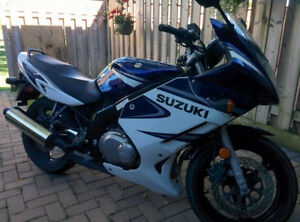 2006 Suzuki GS500F in great condition!
