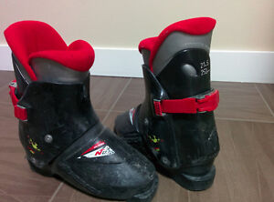 FOR SALE: Kids Nordic ski boots (Size 3)
