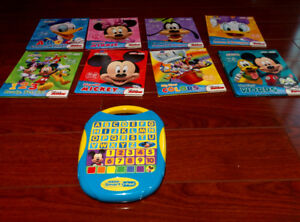 Mickey Mouse Clubhouse: My First Smart Pad Library