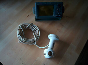 Furuno GP31 GPS with Antenna and NMEA/serial out