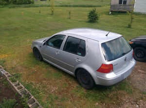 1999 VW Golf MK4 TDI - Parts Car/Project