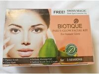 Facial Kit by Biotique - party glow facial