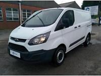 Ford Transit Custom 270 2.2TDCi 100ps Base L1 H1