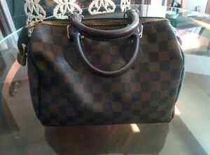 Authentic Louis Vuitton Speedy 25 Made In France