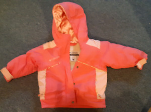 18 month columbia jacket