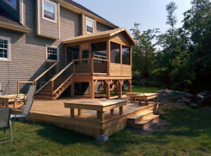 Red Seal Carpenter taking on clients for July and August