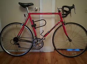 Nishiki road bike - 58 cm frame