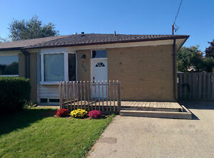 Gorgeous 3 Bed / 1 Bath Bungalow in Whitby near GO Station