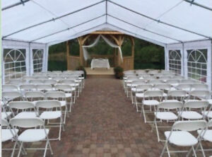 RENT A TENT- TABLES CHAIRS & MORE 4 UR EVENT