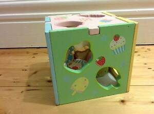 Wooden Puzzle Box with Candy, Sweets so cute Mosman Mosman Area Preview