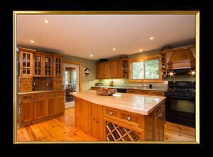 Crystal Lake - 4 season waterfront home for sale Kawartha Lakes Peterborough Area image 5