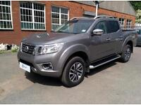Nissan NP300 Navara 2.3dCi 190PS Double Cab 4WD Pickup Tekna