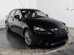 2014 Lexus IS 250 AWD CUIR TOIT MAGS CAMERA DE RECUL