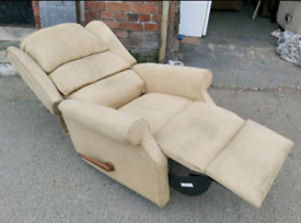 Recliner Chair - Quality Extra Comfy Manual Recliner Chair. It might n