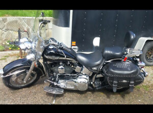 Harley Davidson Spécial édition du 100 anniversaire