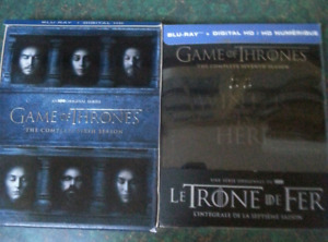Game of Thornes Blu-Ray