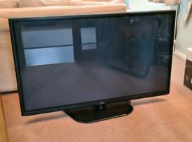Lg 660v HD plasma TV 50 inch